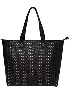 4283757c8 Superdry Delwen Star Perf Cross Body, Women's Cross-Body Bag, Black ...