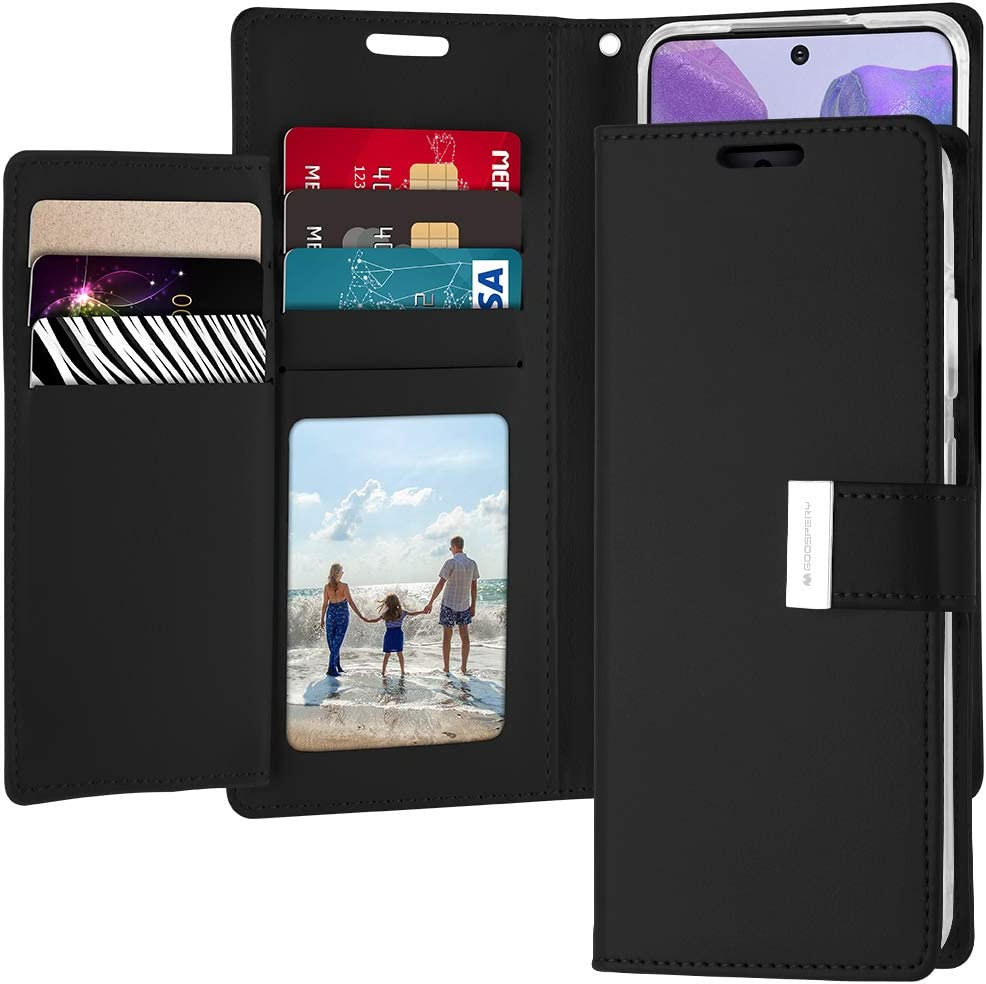 GOOSPERY Rich Wallet for Samsung Galaxy Case San Diego Mall 20 2020 Extr 2021 autumn and winter new Note