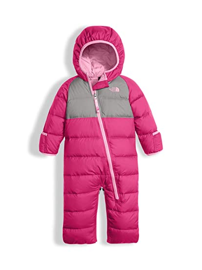 7c925d735d6f Amazon.com  The North Face Baby Girls  Lil  Snuggler Down Bunting ...