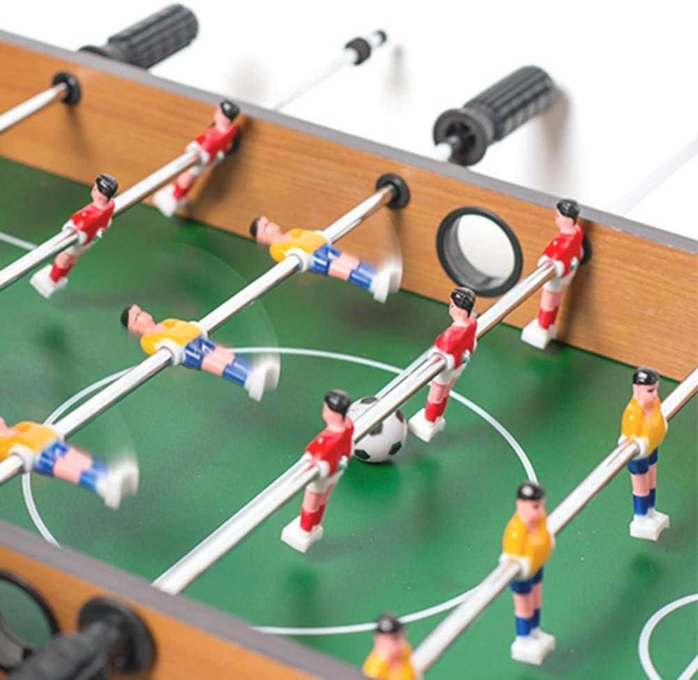 YJF Mini Tabla De Fútbol Sala Fútbol Mesa De Juego para Adultos ...