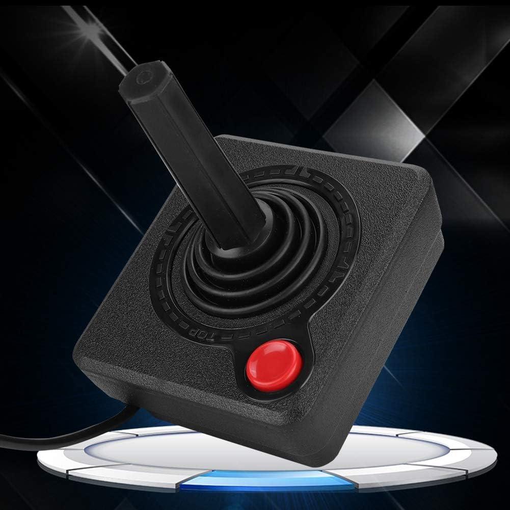 oueaen Control de Juego para Atari 2600-Retro Classic 3D Controlador de Joystick anal/ógico Control de Juego para Atari 2600
