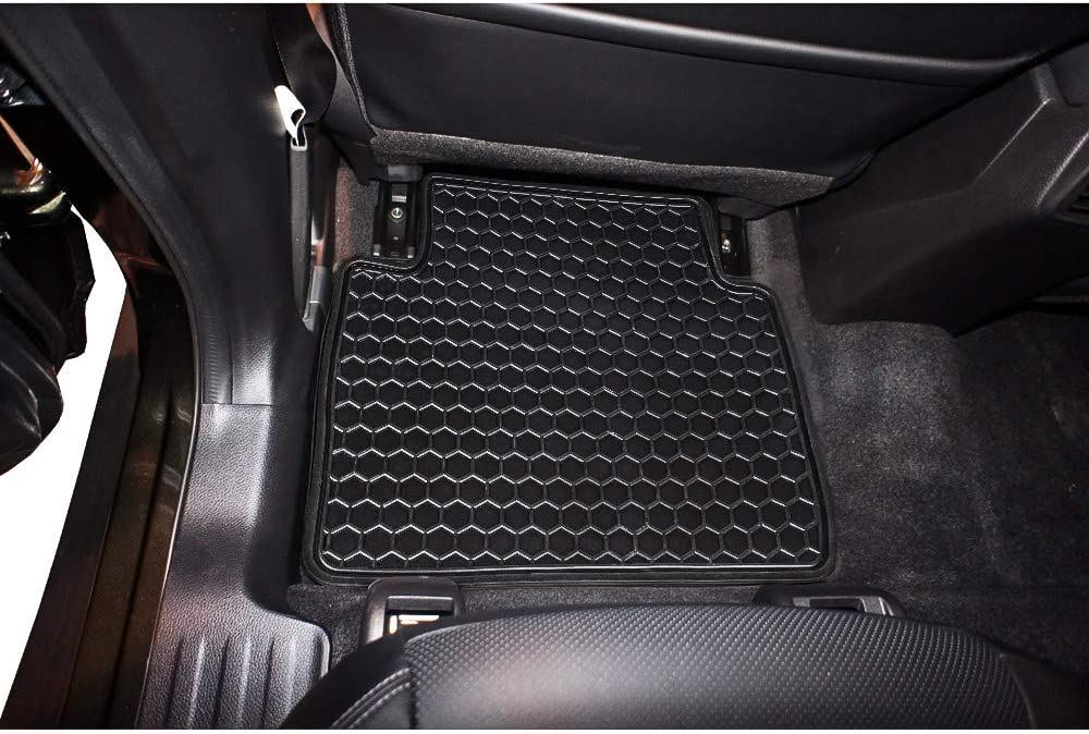 All Weather Protection Danti Rubber Floor Mats Floor Liners Mat for Mazda CX-5 CX5 2017 2018 2019 Waterproof Custom Fit