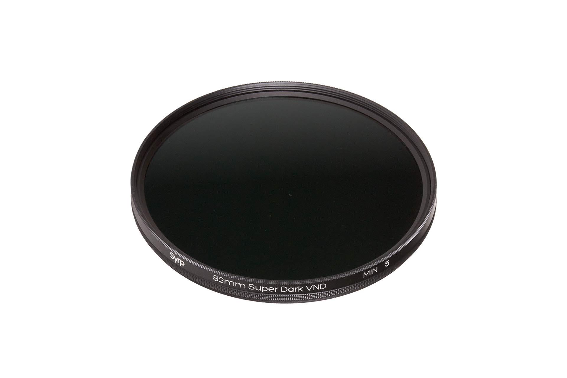 Syrp Large (82mm) Super Dark Variable ND Filter