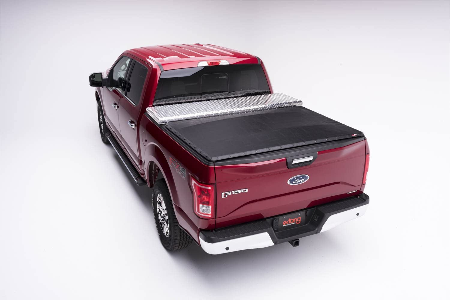 Fits 96-03 Chevy S10 Stepside 66 Bed Extang Tool Box Tonno Soft Roll-up Truck Bed Tonneau Cover 32605