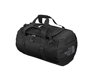 d36e042418 The North Face Base Camp Duffel Travelbag - Black, Medium: Amazon.co ...