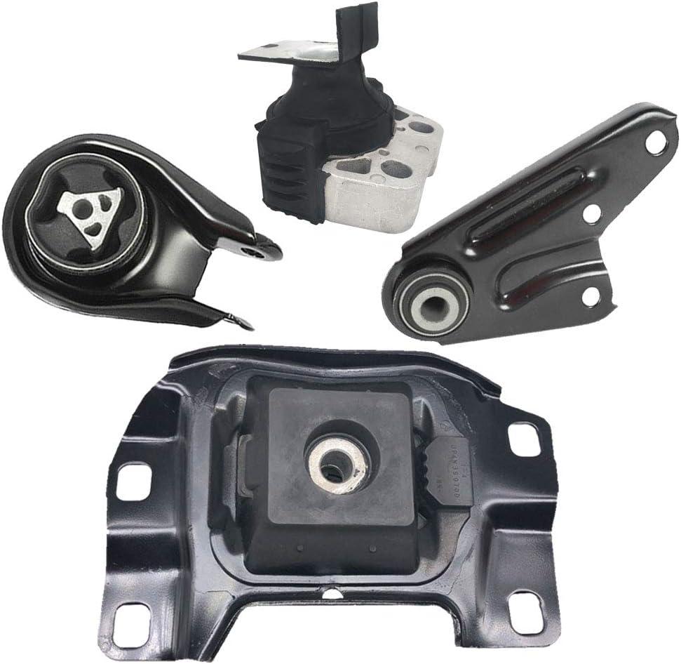 A4404 Transmission Engine Motor Mount For 2004-2009 Mazda 3 2.0L /& 2.3L