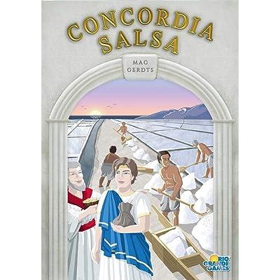Concordia Salsa Board Game: Toys & Games
