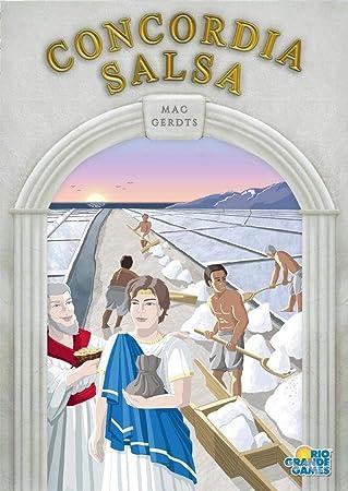 Concordia Salsa: Amazon.es: Juguetes y juegos