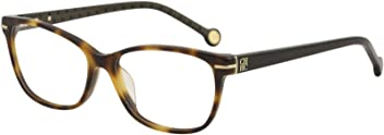 Carolina Herrera Womens VHE635K Eyeglasses