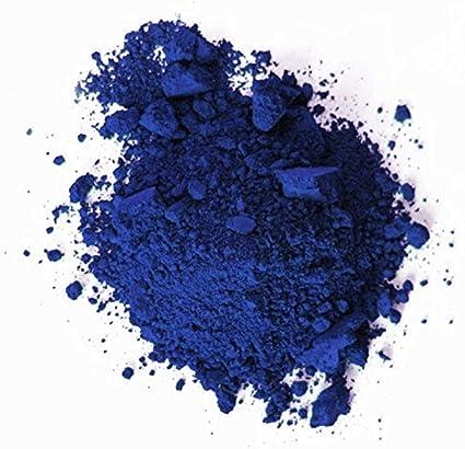 Inception Pro Infinite Azul Cielo - 100 g de Polvo de Pigmento - Aceite - Temple - Frescos - Encáusticos - Tintes - Coloreados
