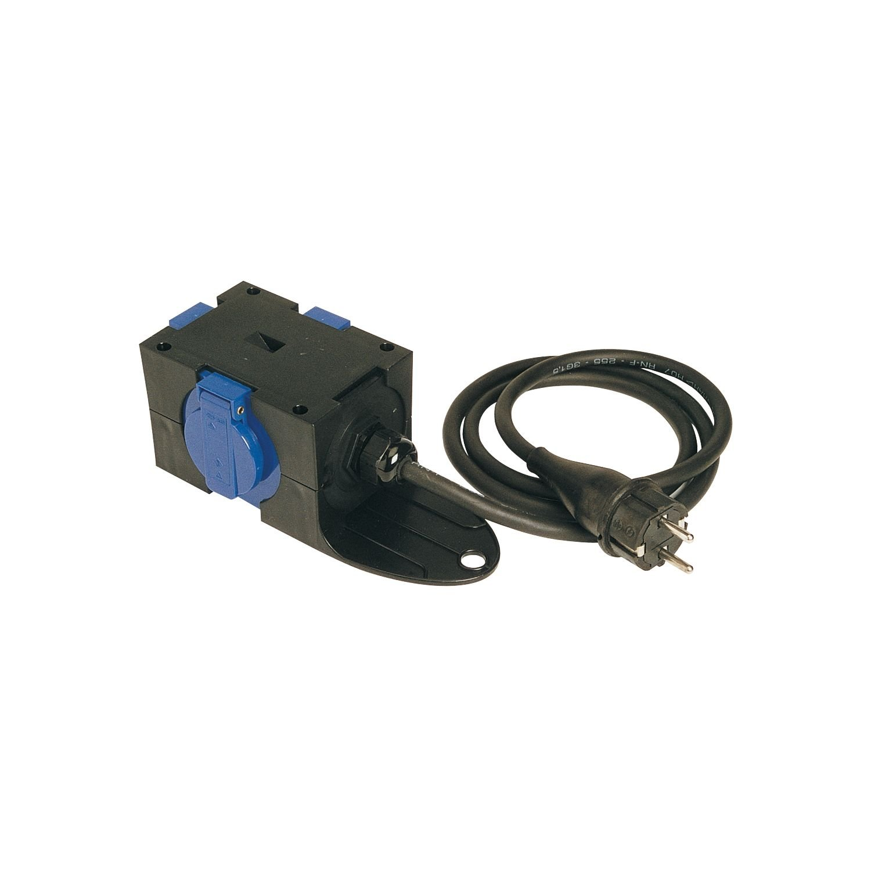 PC ELECTRIC Kompaktverteiler St/ückAnton H07RN-F 3G1,5 3 x 250 Volt IP44 9430409