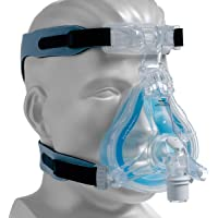 Philips Mas Respironics Comfort Gel Full Face Mask - Medium Size
