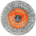 Black & Decker 70-603 1/4-Inch Crimped Wire Wheel Coarse Shank, 3-Inch