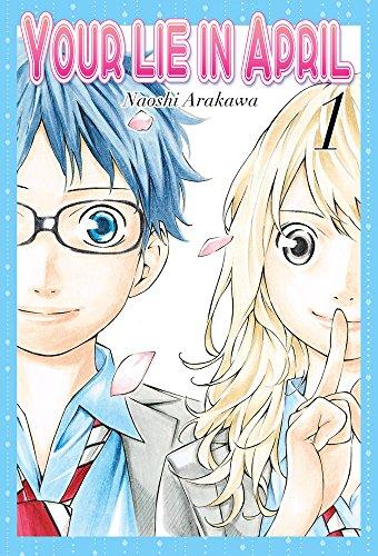 Descargar Libro Your Lie In April, Vol. 1 Naoshi Arakawa