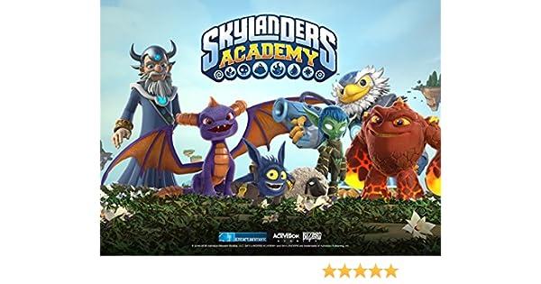 Amazon.com: Watch Skylanders Academy | Prime Video