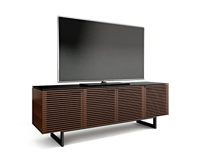 Ordinaire BDI Corridor 8179 Quad Cabinet For TVs Up To 85u0026quot; (Chocolate Stained ...
