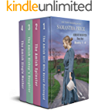 Amish Misfits Boxed Set (Amish Romance): The Amish Girl Who Never Belonged, The Amish Spinster, The Amish Bishop's…