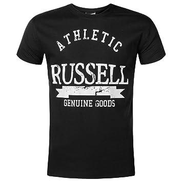 Athletic Maglietta UomoUsa Da LeagueNeroFw16pon003 Russell wmNv0On8