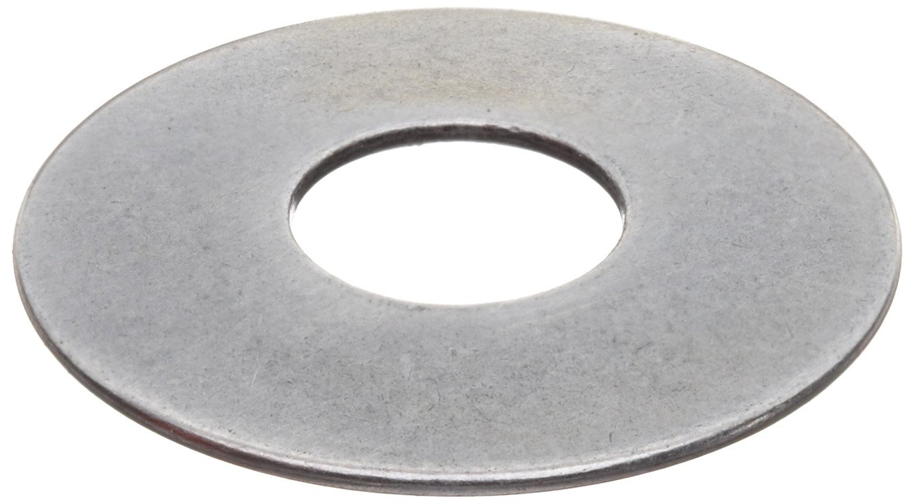 High Carbon Steel Belleville Spring Washers 0.19 inches Inner Diameter 0.562 inches Outside Diameter 0.037 inches Free Height 0.028 inches Compressed Height 45 foot pounds Max. Load Pack of 10