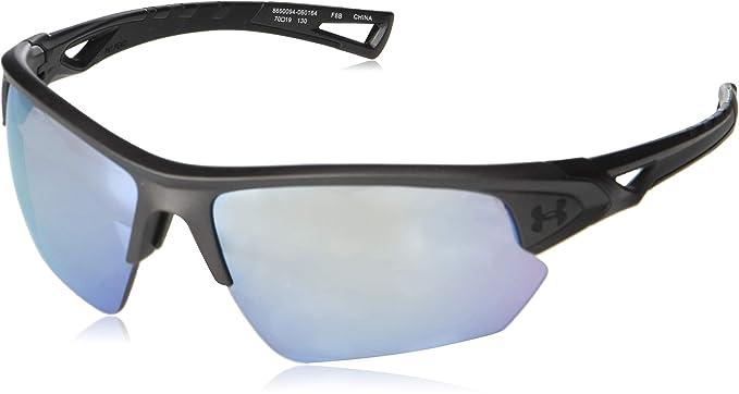 c01972495c Amazon.com  Under Armour Ua Octane Wrap Sunglasses Carbon 68 mm ...