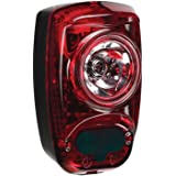 CygoLite Hotshot 50 lm USB Rechargeable Bicycle Tail Light by Cygo Lite