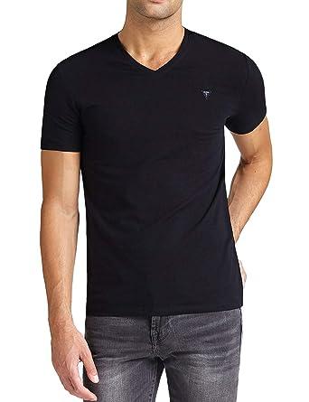 Guess Cn SS Core tee, Camiseta de Tirantes para Hombre: Amazon.es: Ropa y accesorios