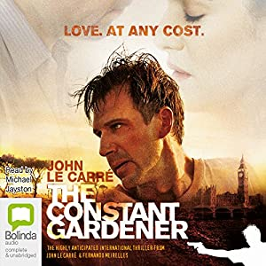 The Constant Gardener Audiobook