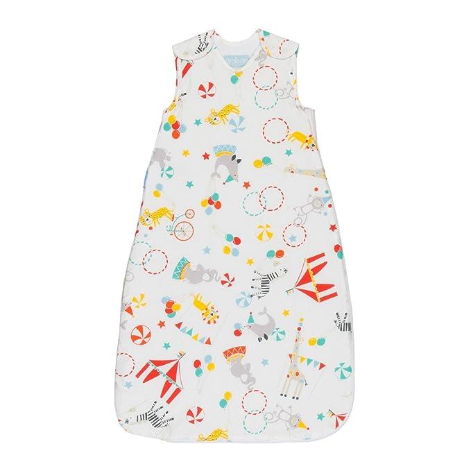 Grobag - Pack de 2 Sacos para dormir bebé, 0 - 6 meses, 1.0/2.5 tog, Multicolor: Amazon.es: Bebé