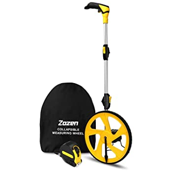 Zozen 12-inch Measuring Wheel