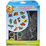 New Image Group SGP-13 Suncatcher Group Activity Kit, Insects, 12-Pack