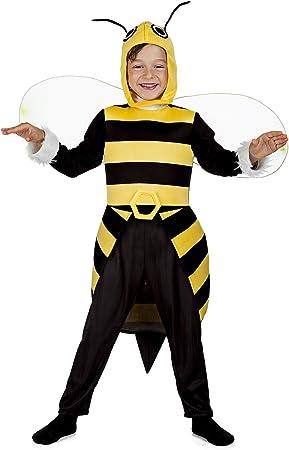 Disfraz de Abeja Infantil (3-4 años): Amazon.es: Juguetes y juegos