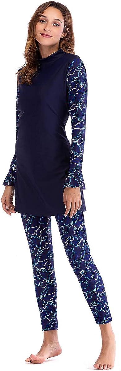 stile musulmano Seafanny Costume da bagno da spiaggia da donna