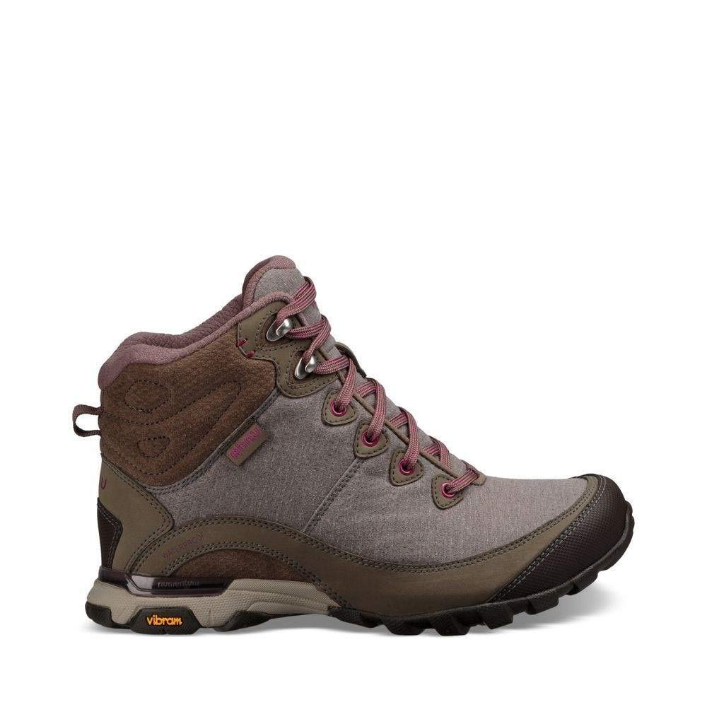 792e63a2b6d Ahnu Women's W Sugarpine II Waterproof Hiking Boot