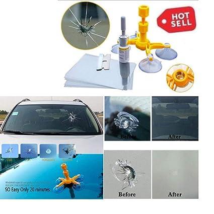 diy windshield crack repair kit reviews