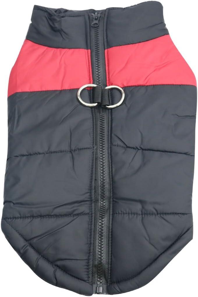Idepet Haustier Hund Warm Mantel Jacke Wasserdichte Kleidung Kleine mittlere große Haustier Hund Katze Bekleidung Bekleidung Frühling Herbst Winter