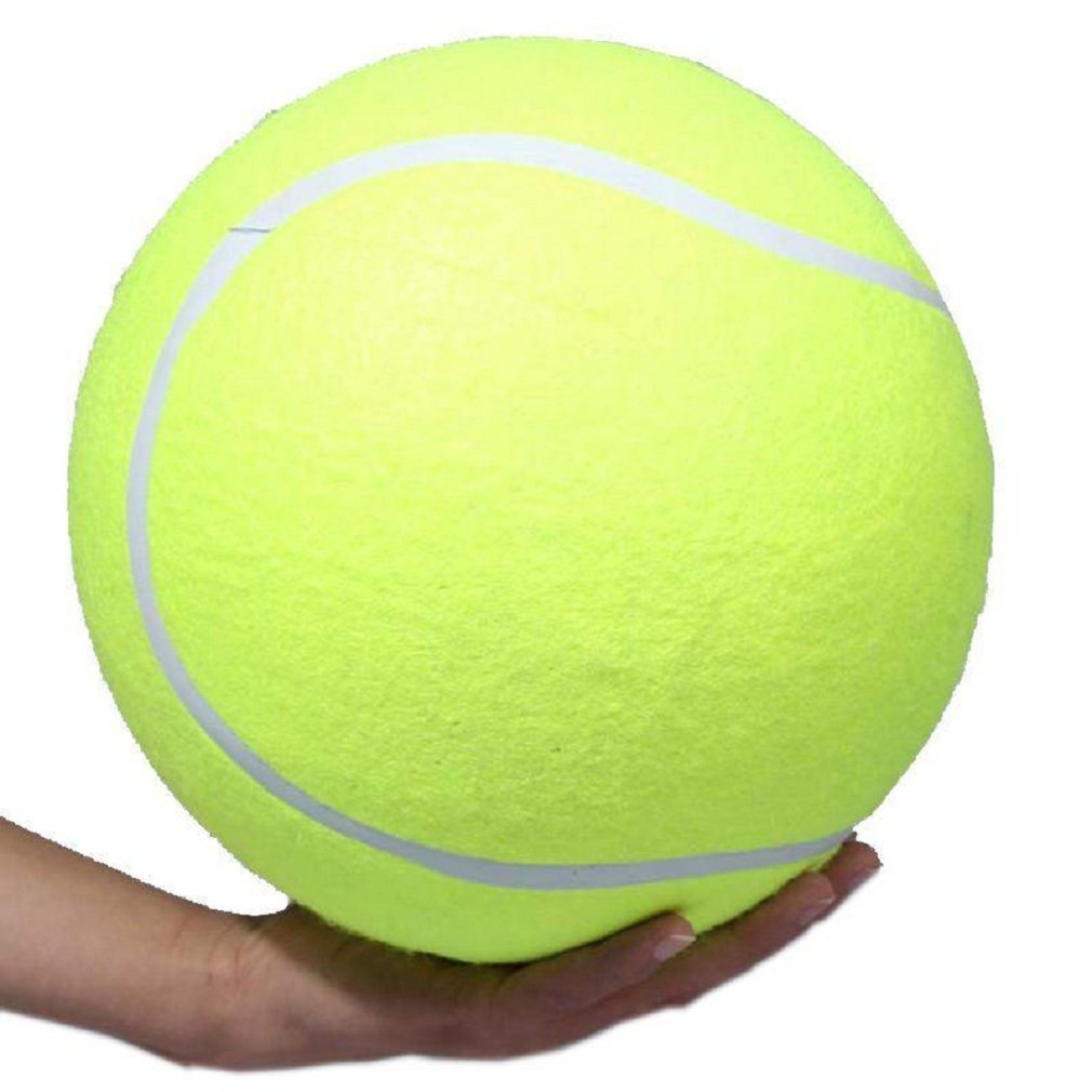 Big Giant Pet Dog Puppy Tennis Ball Thrower Chucker Launcher Play Toy