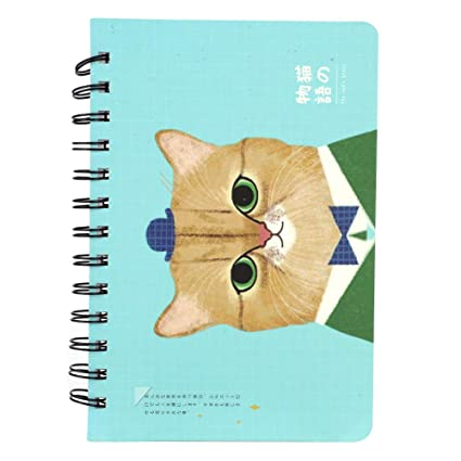 Cuaderno espiral agenda semanal, 112 páginas, formato A5 ...