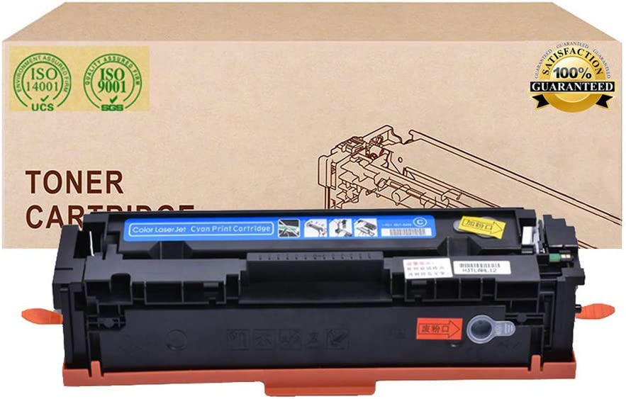 InkFenSuitable for HP 304A CC530A CC531A CC532A CC533A Toner Cartridge,Compatible Replace HP CP2020 2025DN 2025X 2026DN 2027N 2027DN CM2320 Color Laser Printer Toner Cartridge,4 Colors
