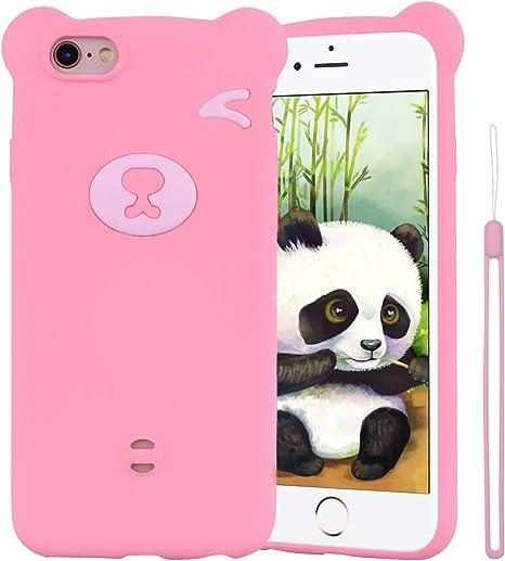 ChoosEU Compatibile per Cover iPhone 7 Plus/iPhone 8 Plus Silicone ...