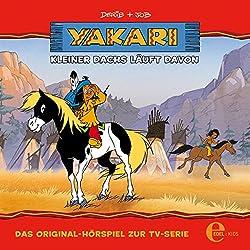 Kleiner Dachs läuft davon (Yakari 4)