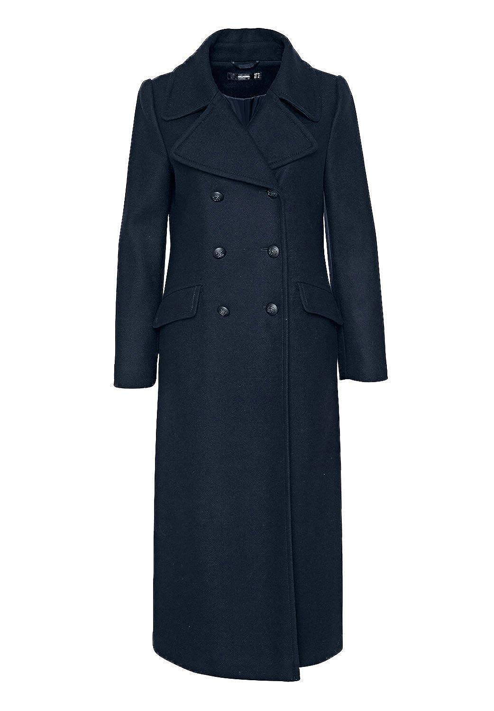 HALLHUBER Redingote-Mantel gerade geschnitten