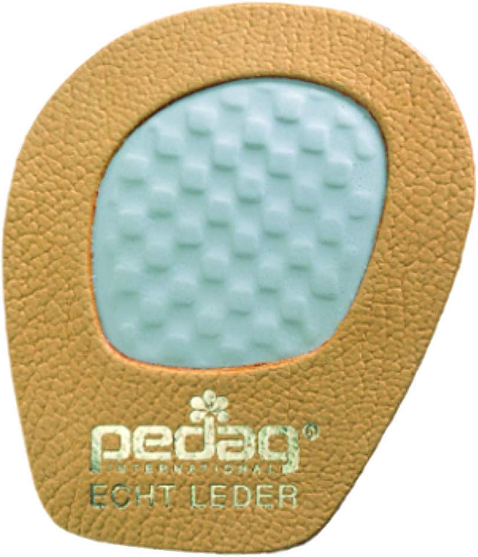Latex-Tan Pedag Girl Skid-Proof Forefoot Pads