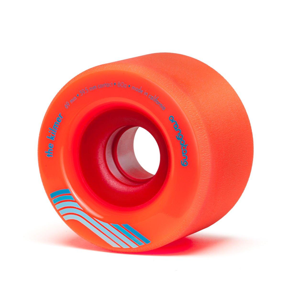 Orangatang Kilmer 69 mm Freeride Longboard ruedas de skateboard (juego de 4)