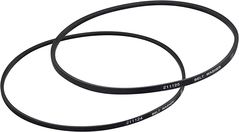 Pump Belts for Maytag 211125 211124 Washing Machine Replacement Washer Drive