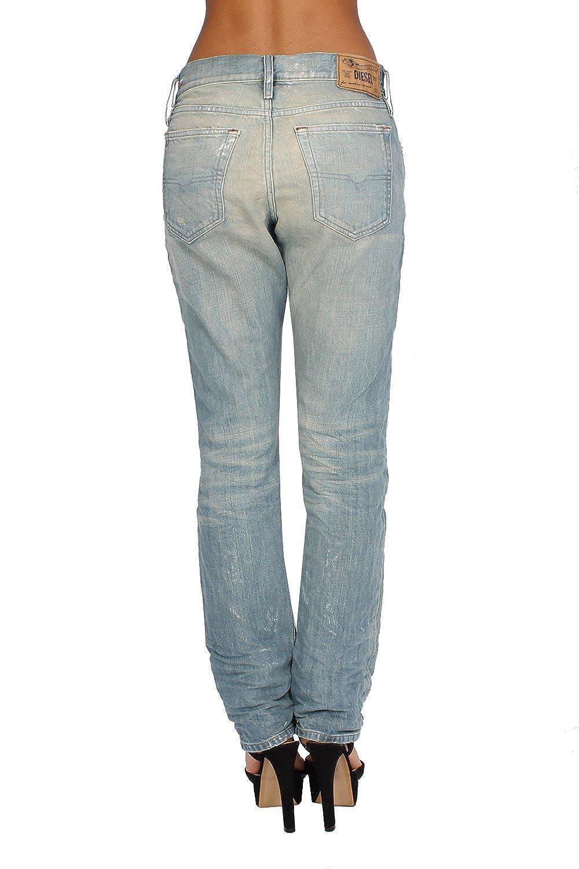 41004889 Amazon.com: Diesel - Women's Jeans MYGUY 888P - Relaxed - Boyfriend - Non  Stretch - Blue, W25 / L30: Clothing