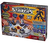 Battle Strikers Turbo Tops Metal XS Ultimate Arena Tournament