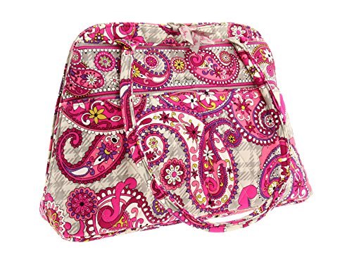 - Vera Bradley Bowler in Paisley Meets Plaid