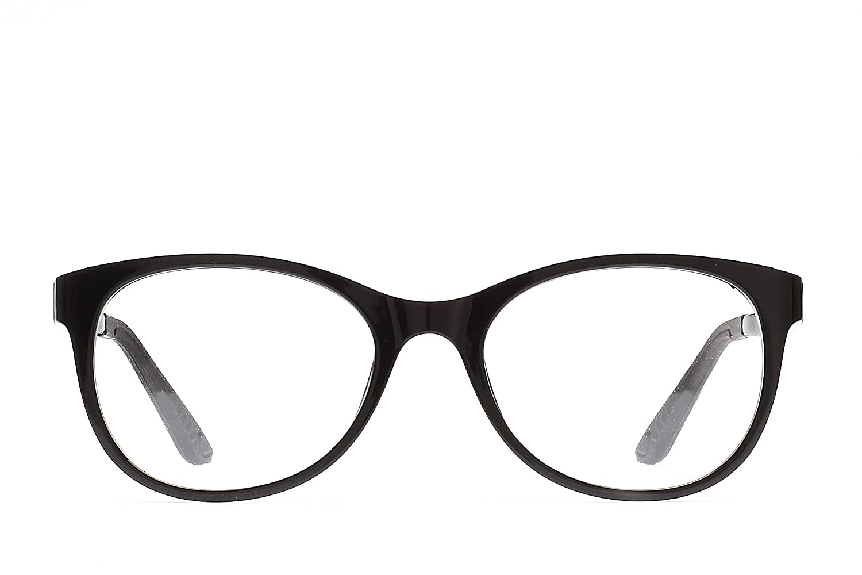 23a5fc77e7 Amazon.com  Alice Vintage Style Cateye Eyeglasses Frame Clear Lens Glasses  M1038 (Purple)  Clothing