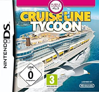 Cruise Line Tycoon Nintendo DS Amazoncouk PC Video Games - Cruise ship tycoon