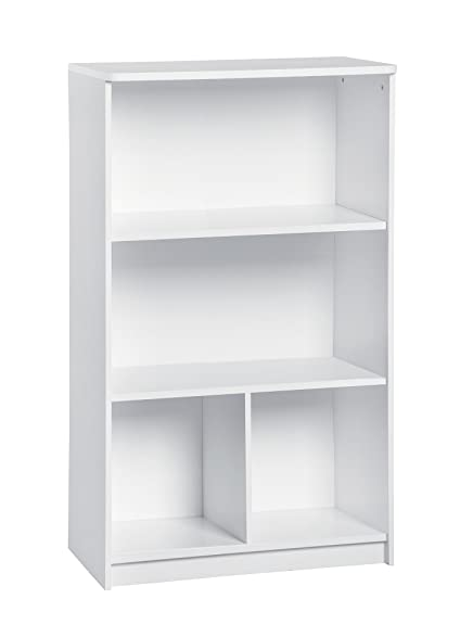 ClosetMaid 1497 KidSpace 3 Tier Bookcase, White